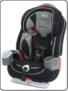 Graco Nautilus 65 LX 3-in-1 Harness Booster Review