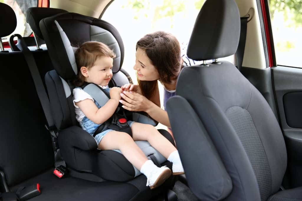 Top 4 Best Convertible Car Seat for Small Cars Reviews 2018 (April ...