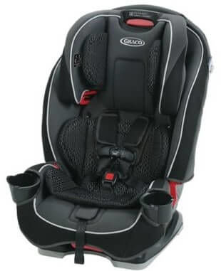 narrowest convertible car seat image 7