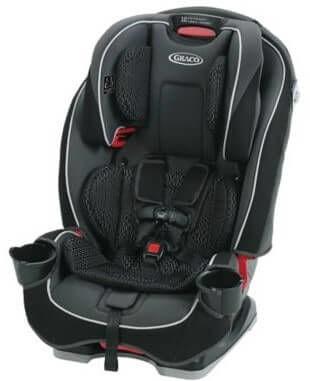Graco SlimFit Convertible Car Seat