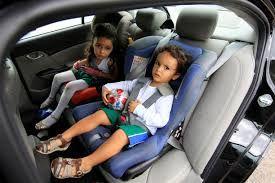 narrowest car seat