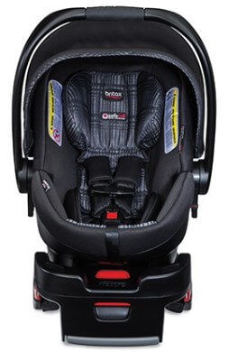 lightest infant car seat image 2