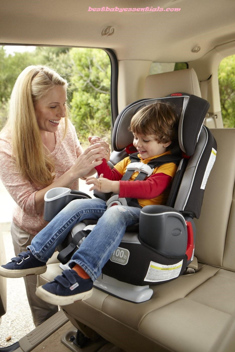 Graco Nautilus 3-in-1 Baby Car Seats