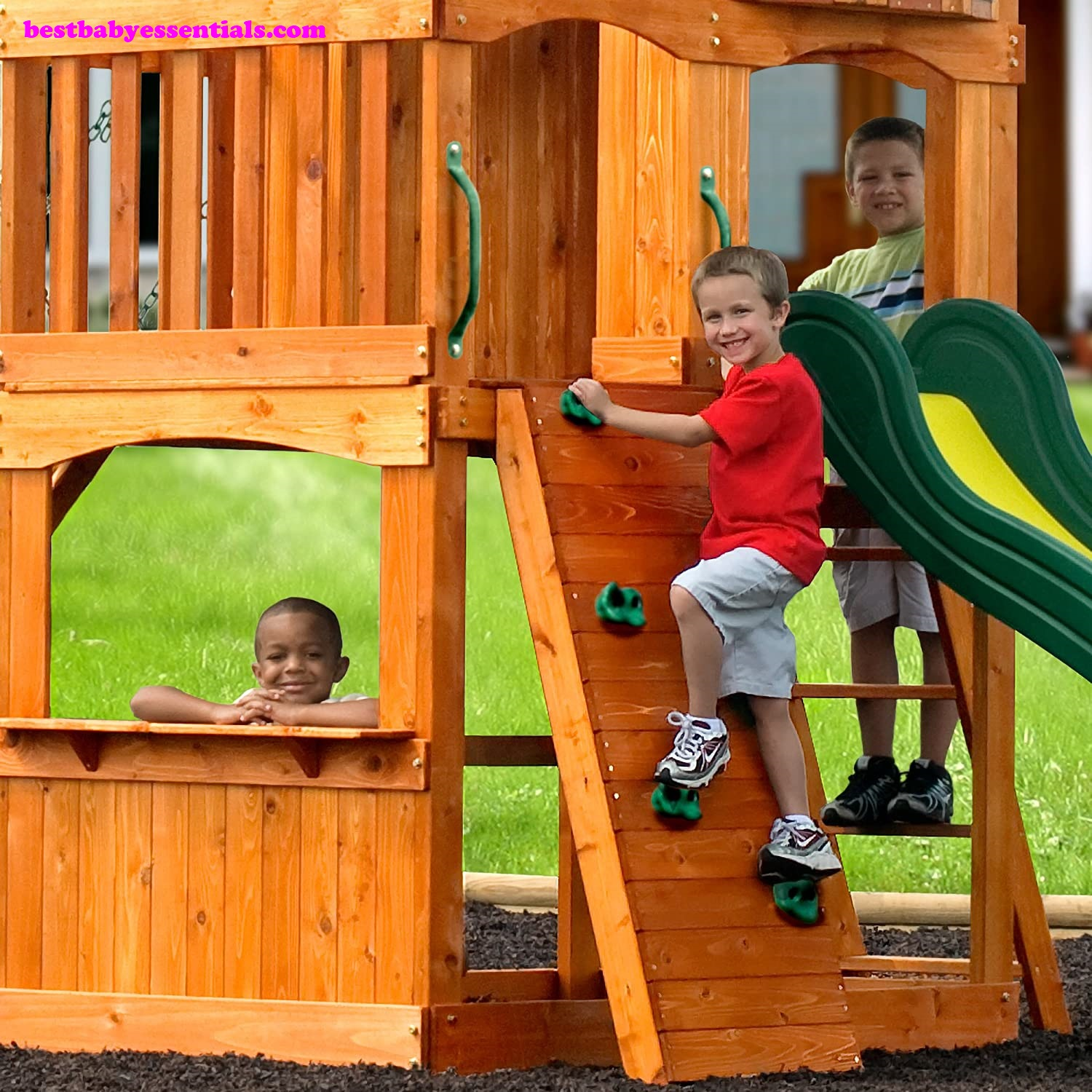 Best Wooden Playsets for Kids 2020