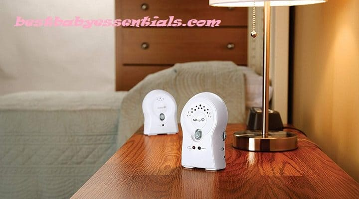 Safety Baby Monitor – 1st Crystal Clear