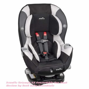 Evenflo Triumph LX Convertible Car Seat Review by Best Baby Essentials