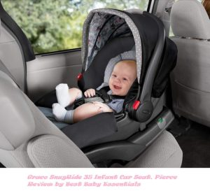 Graco SnugRide 35 Infant Car Seat, Pierce Review by Best Baby Essentials