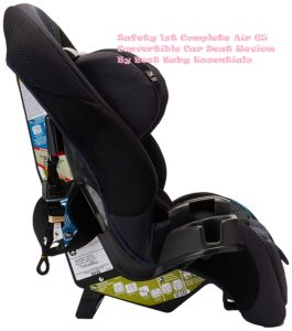 Safety 1st Complete Air 65 Protect Convertible Car Seat Review by Best Baby Essentials