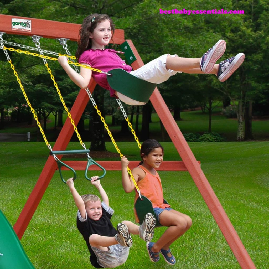 Best Gorilla Swing Sets – Everything You Wanted Know