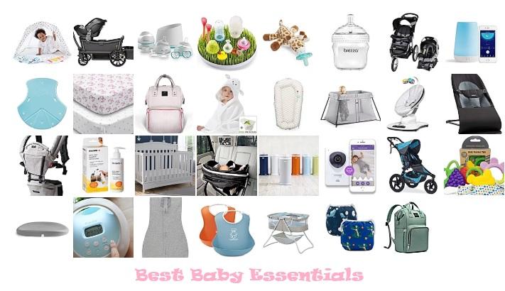 Best Baby Essentials
