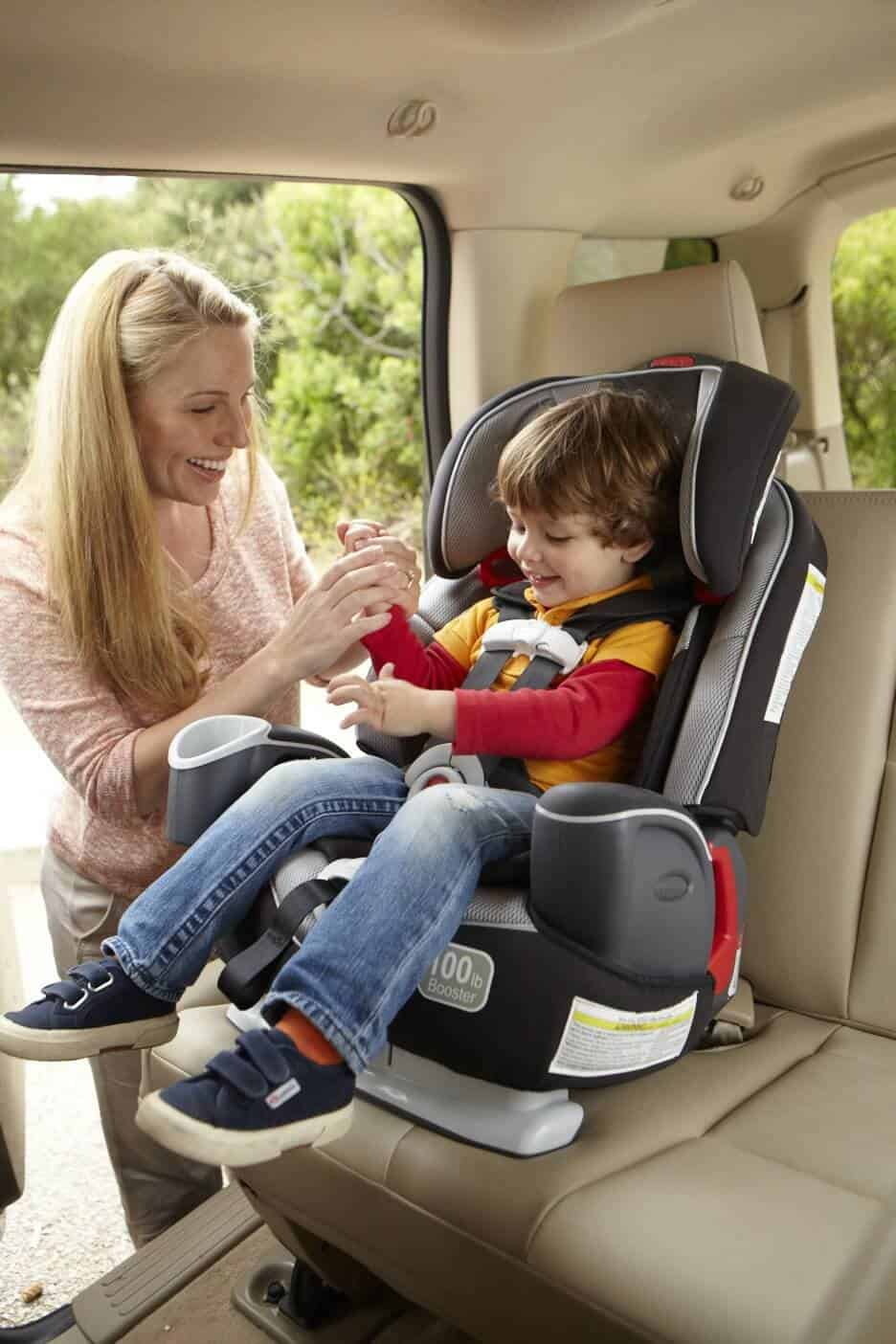 Graco Nautilus 65 LX 3 in 1 Harness Booster Car Seat Reviews