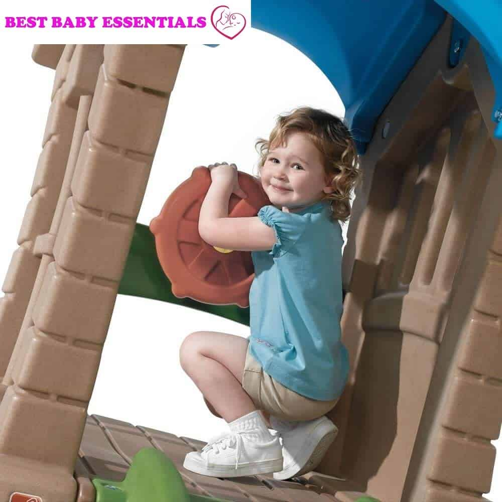Wooden Swing Sets Review